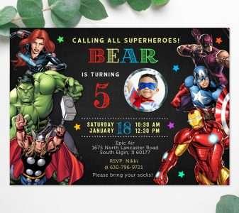 How to host a superhero birthday party