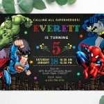 marvel-superhero-invitation-editable-template