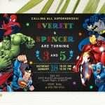 marvel-superhero-siblings-invitation