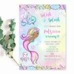 mermaid-bash-invitation-template