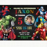 superheroes-invitation-with-photo-preview