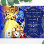 beauty-and-the-beast-invitation-template