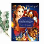 beauty-and-the-beast-thank-you-card-template