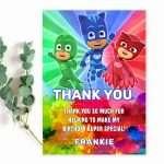 editable-pj-masks-birthday-thank-you-card