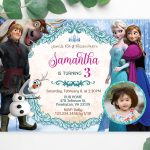 frozen-birthday-invitation-with-picture