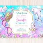 black-mermaid-birthday-invitation