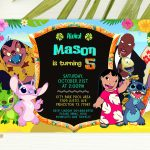 lilo-and-stitch-party-invitation-edit-online-template