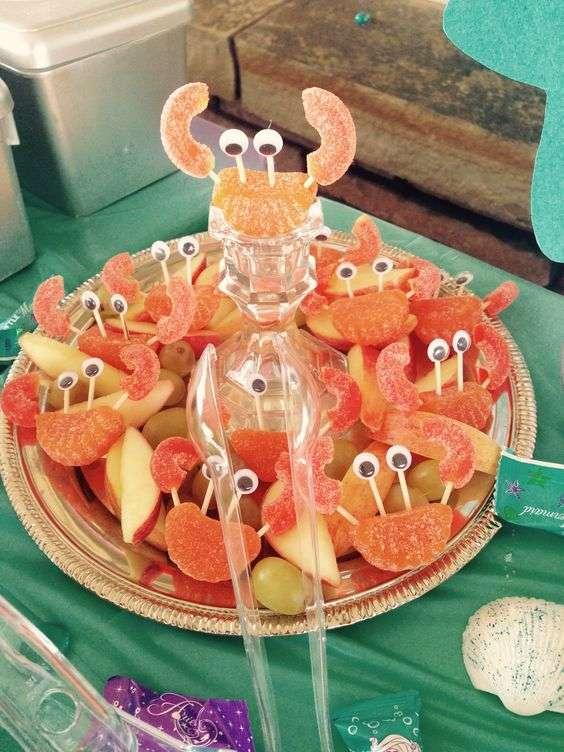 mermaid party treats ideas