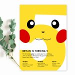 pikachu-5th-birthday-invitation